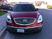 2012 Buick EnclavePremium Leather Trim