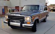 1988 Jeep Wagoneerwoody