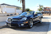2009 Mercedes-Benz SL-Class Base Convertible 2-Door