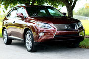 2015 Lexus RX Base Sport Utility 4-Door