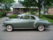 1950 Chevrolet Fleetline DELUX  SPORT COUPE